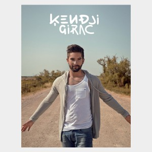 Partition piano vocal et guitare du premier album de Kendji Girac. Partition et songbook