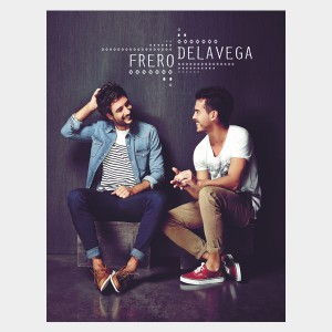 Partition piano vocal et guitare du premier album de Frero Delavega. Partition et songbook